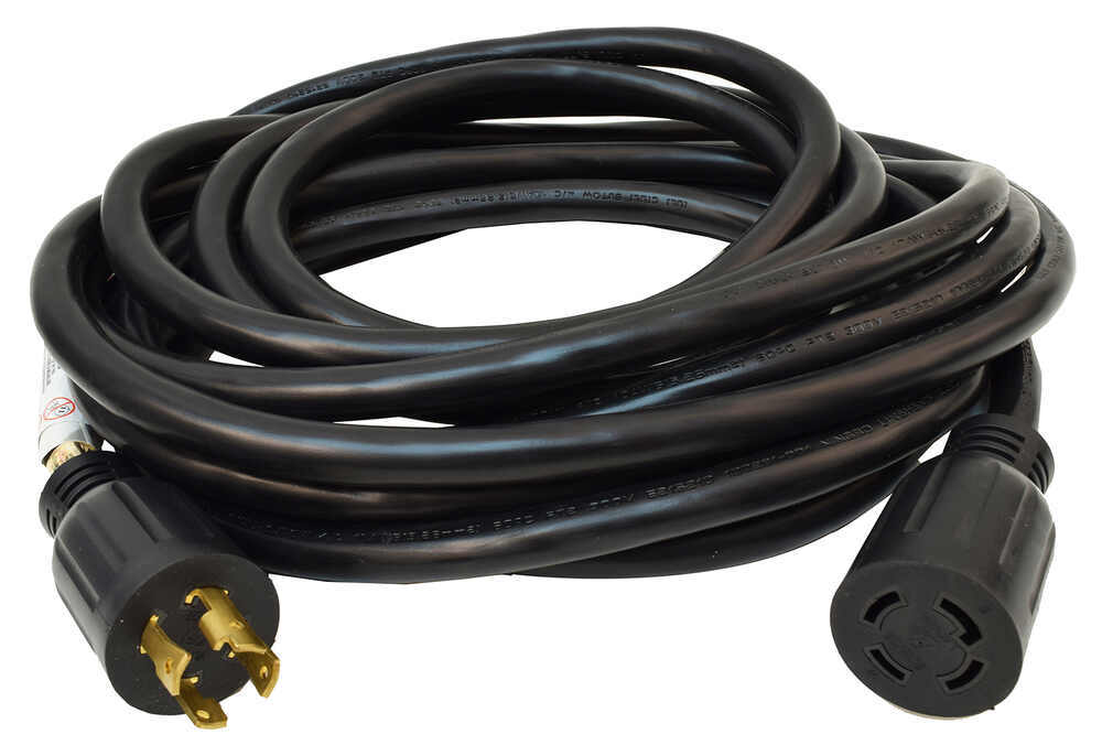 Mighty Cord Generator Extension Cord 4 Prong Twist Lock