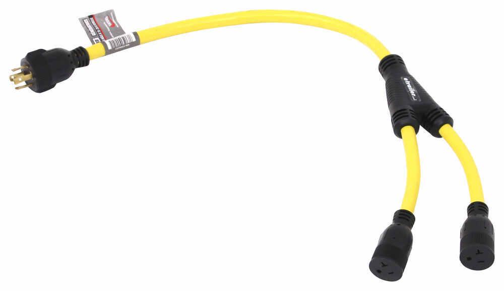 mighty cord generator adapter y-cord