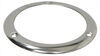 "Stainless Steel Trim Ring for Optronics STL101-Series Trailer Tail Lights - 4"" ID Silver A101TRSSB"