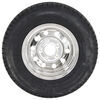 "Provider ST175/80R13 Radial Tire w/ 13"" Steel Mod Wheel - 5 on 4-1/2 - LR C - Silver PVD Finish Load Range C A13RSMPVD"