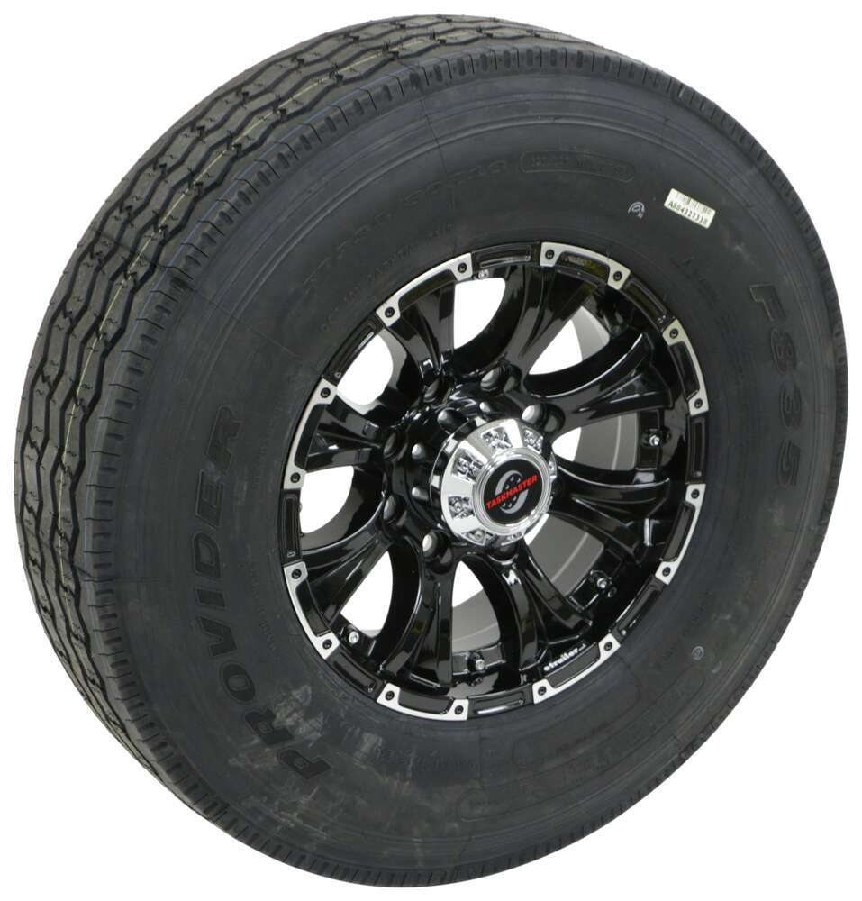 Taskmaster Tire with Wheel - A16RG8BML80