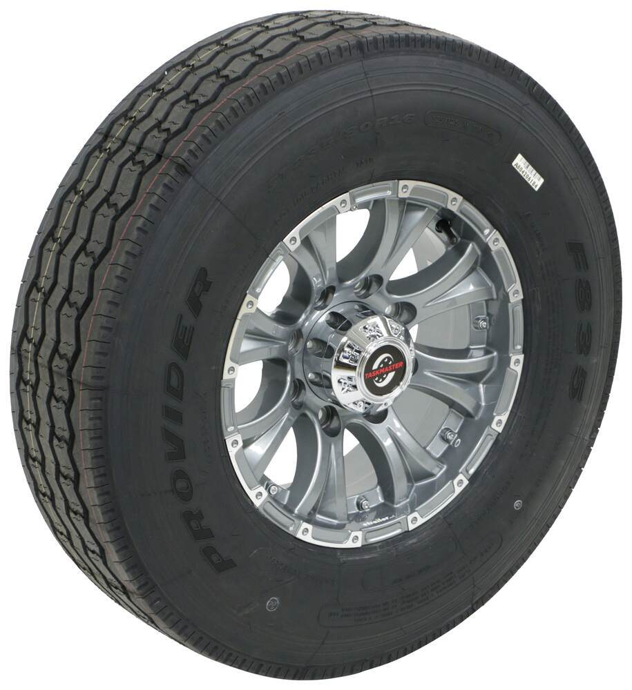 Taskmaster Tire with Wheel - A16RG8GMML80