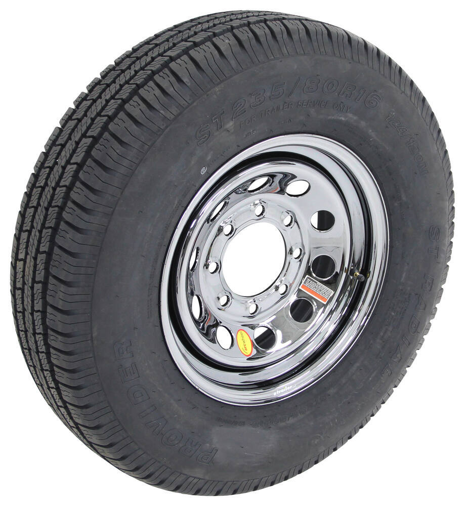 Taskmaster Tires and Wheels - A16RTK8BMPVD