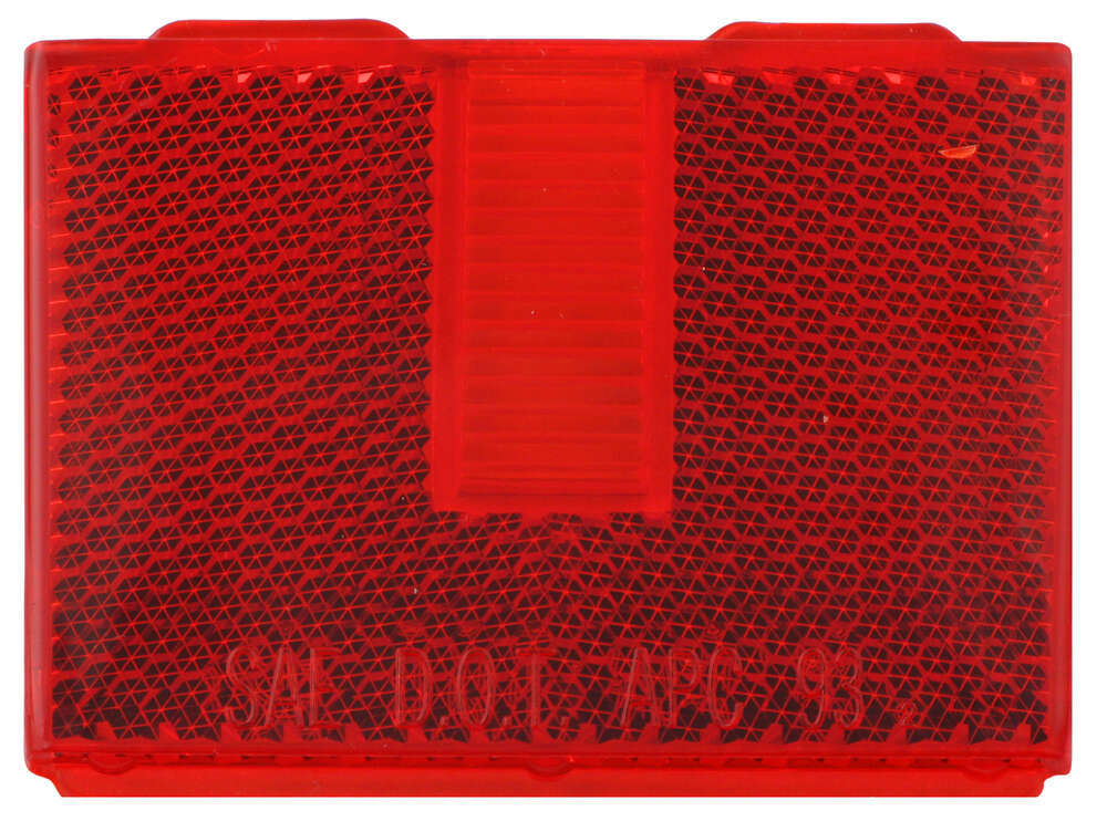 A17RB - Rectangle Optronics Trailer Lights