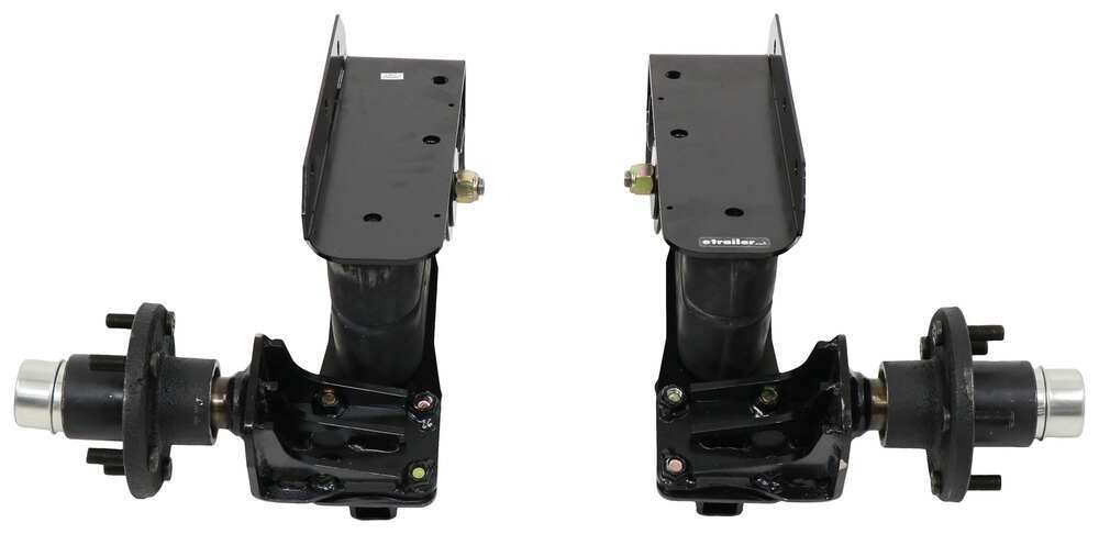 Timbren Axle Less Trailer Suspension System With Hubs 5