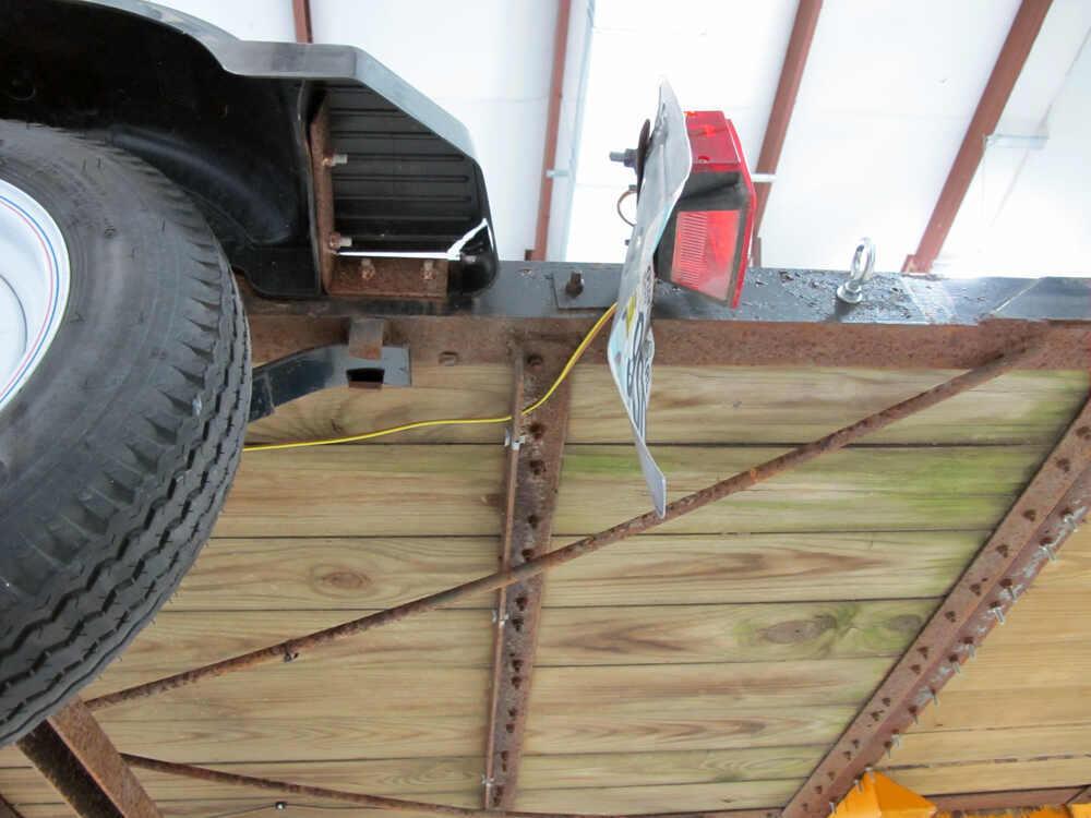 20 Ft 4-way Trailer Wiring Harness - Wishbone Style