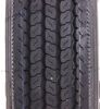 "Provider 215/75R17.5 Radial Tire w/ 17-1/2"" Silver Mod Wheel - Offset - 8 on 6-1/2 - LR H Load Range H A215H-8H08"