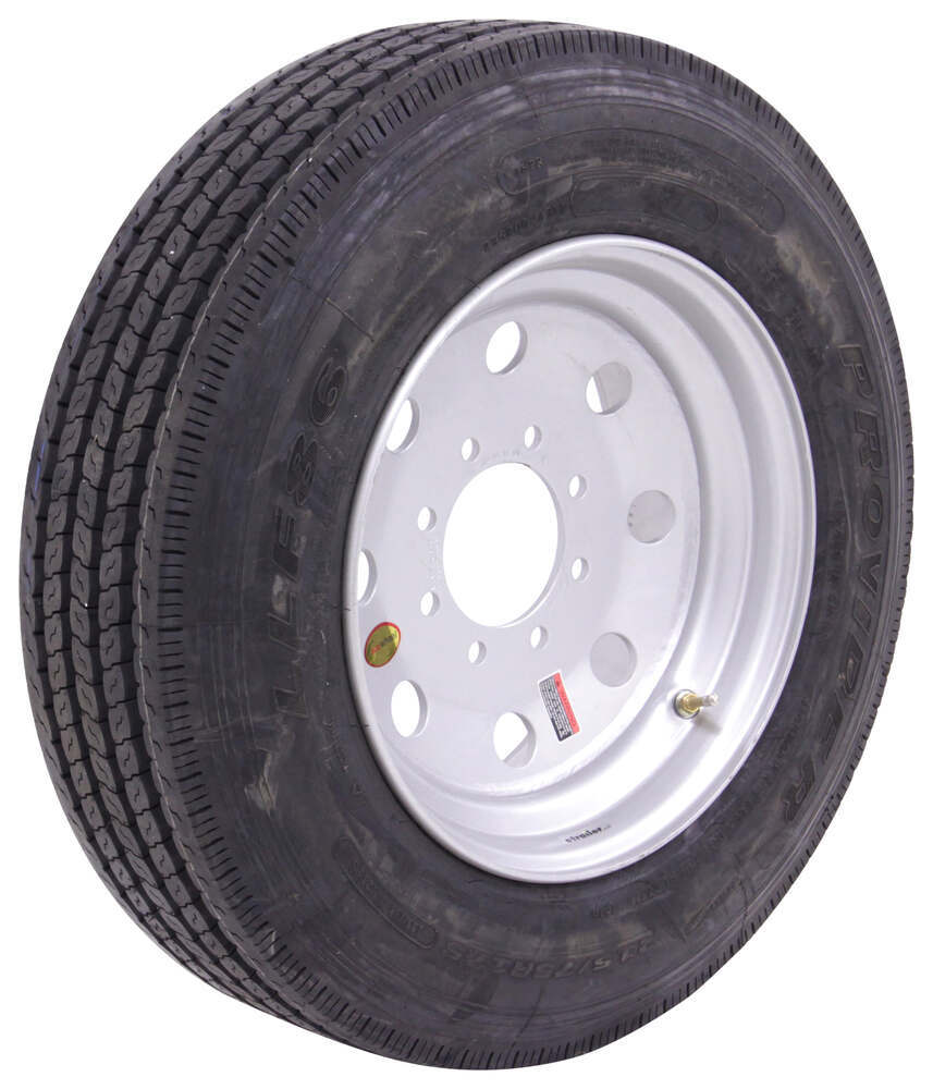 Taskmaster Tire with Wheel - A215H-8H08