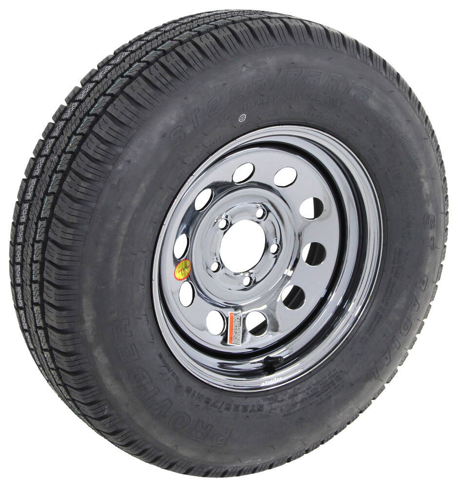 Taskmaster Load Range D Tires and Wheels - A225R645BMPVD