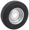 "Provider 235/75R17.5 Radial Tire w/ 17-1/2"" Solid Center Wheel - Offset - 8 on 6-1/2 - LR J"