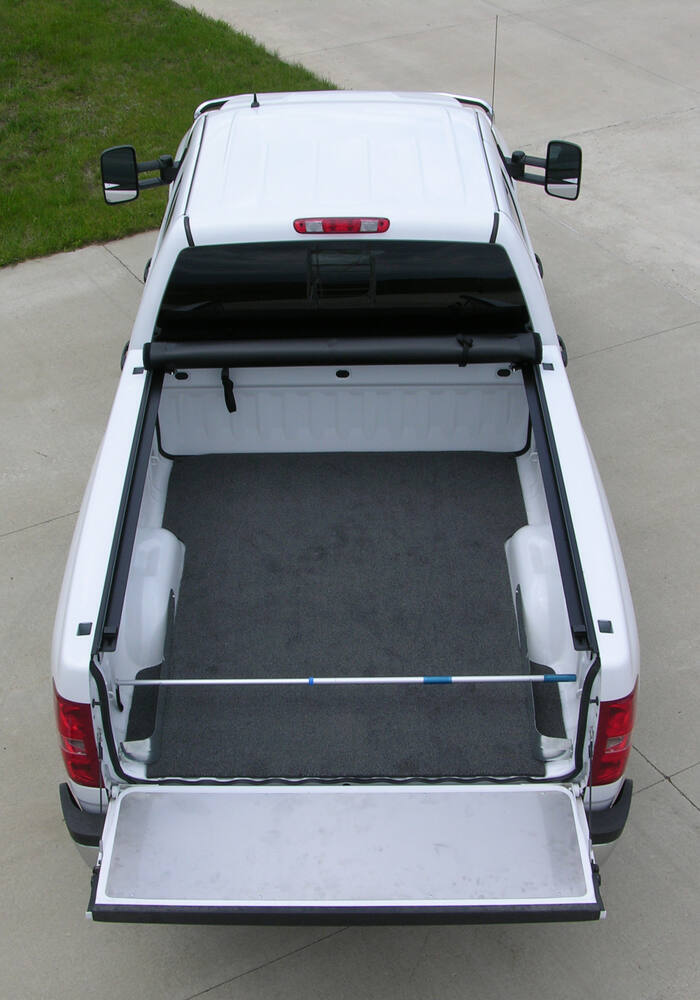 Access tailgate protector custom fit stainless steel