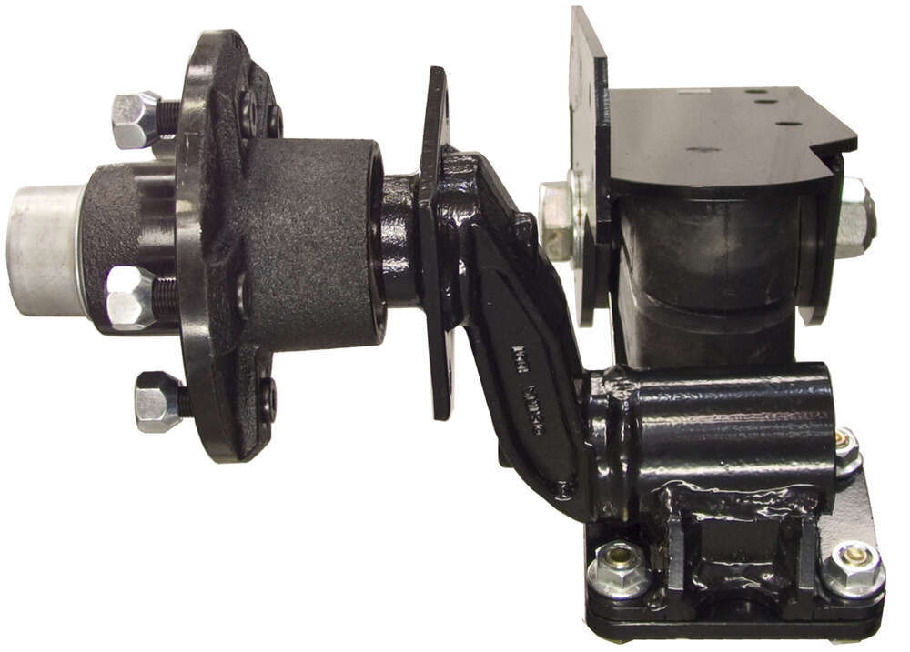 Timbren Axle Less Trailer Suspension System W Hubs 4