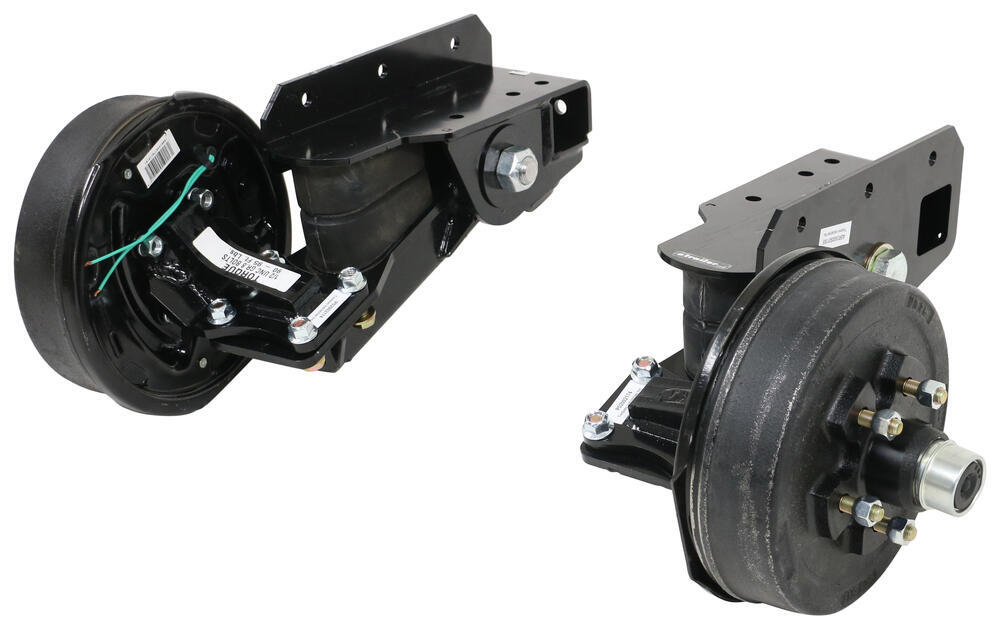 Timbren Axle-Less Trailer Suspension System w Electric Brake