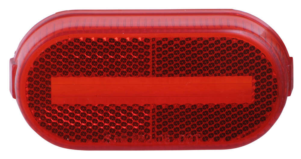Replacement Red Lens for MC38RB Trailer Clearance, Side Marker Light Light Lenses A38RB