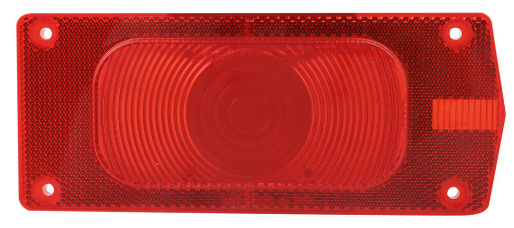 Replacement Tail Light Lens for ST36RB and ST37RB Rectangle A39RB