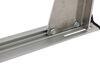 Adarac Aluminum Series Custom Truck Bed Ladder Rack - Aluminum - 500 lbs Fixed Rack A4001221