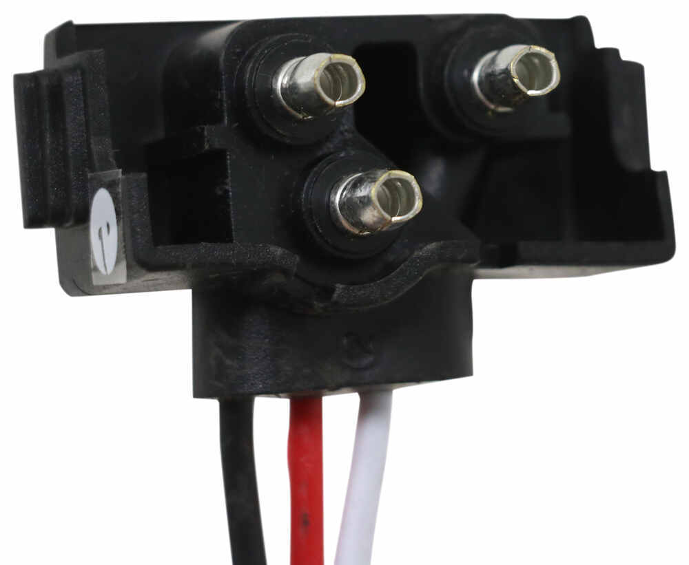 Compare Three Wire Straight Vs Right Angle 3 Optronics Trailer Light Wiring Diagram Pigtail For Lights Prong Pl