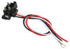 "Right Angle 3-Wire Pigtail for Optronics Trailer Lights - 3-Prong PL-3 Plug - 10"" Lead Wiring A47PB"