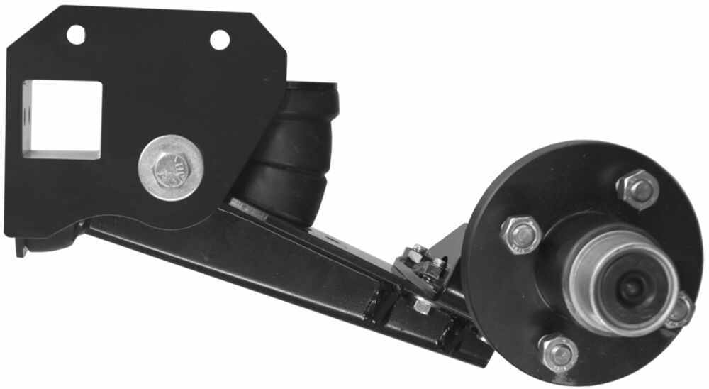 Timbren Axle Less Trailer Suspension System With Hubs 4