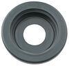 "Rubber Grommet for 2-1/2"" Round Trailer Lights - Flush Mount - Open Back 2-1/2 Inch Diameter A55GB"