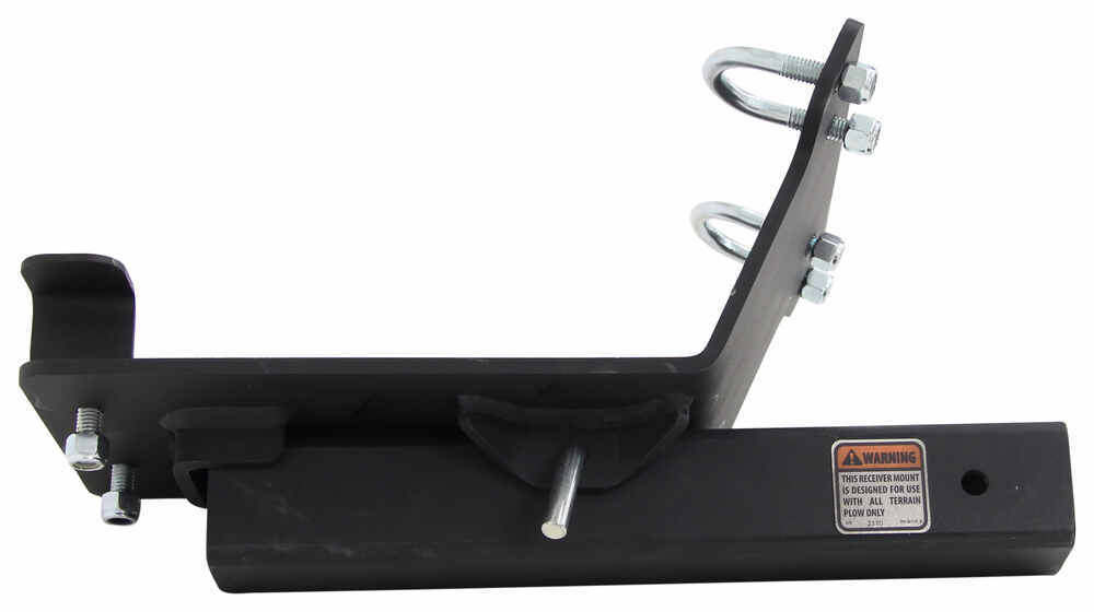 """2 Inch Receiver Hitch >> Agri-Cover Front Mount Hitch for SnowSport UTV Snowplow Blade - 1- 1/2"""" Receiver SnowSport ..."""