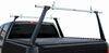 Load Stops for Adarac Custom Truck Bed Ladder Rack - Clamp On - Aluminum - Qty 2 Load Stops A70770