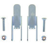 Load Stops for Adarac Custom Truck Bed Ladder Rack - Clamp On - Aluminum - Qty 2 Cargo Control A70770