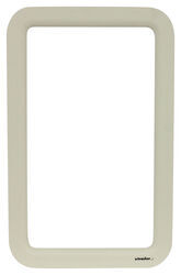 Valterra Replacement Window Frame for RV Entry Doors - Exterior - Ivory