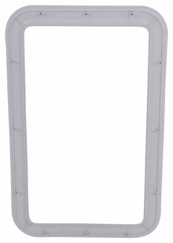 Valterra Replacement Window Frame For Rv Entry Doors Interior White Valterra Rv Doors A77010