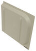"Replacement Slide for P-Series RV Screen Doors - 11-7/8"" Wide x 11-11/16"" Tall - Ivory 11-11/16 x 11-7/8 Inch A77019"