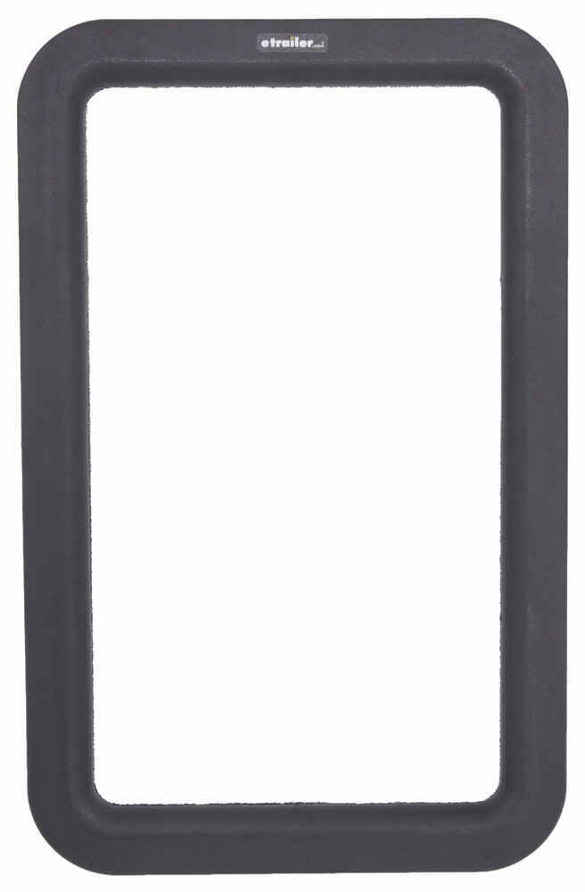 RV Doors A77051 - Black - Valterra