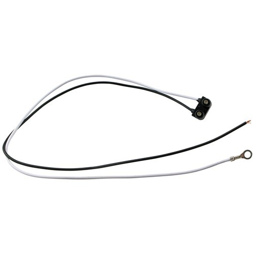 2-wire pigtail for optronics trailer lights