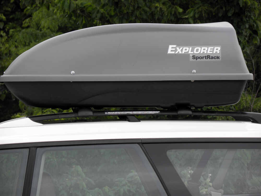 Hyundai Santa Fe Sportrack Skyline Xl Cargo Box Roof
