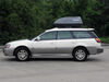 SportRack Roof Box - SR7095 on 2001 Subaru Outback