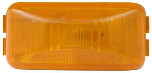 NEW WESBAR MARINE AMBER CLEAR LIGHT//STUD MOUNT WES 203233