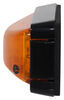 Mounting Bracket for Optronics 90 Series or 91 Series Trailer Lights - Self-Grounding - Black Black A91BB