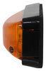 Mounting Bracket for Optronics A91, AL82, AL90, AL91, or AL191 Series Lights - Open Back - Black Black A91BOB