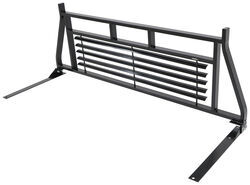 Aries Headache Rack - Semi-Gloss Black Powder Coated Steel