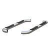 AA205041-2 - Polished Finish Aries Automotive Nerf Bars - Running Boards