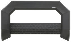 Aries Automotive 2010 Chevrolet Silverado Grille Guards