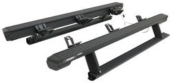 Aries ActionTrac Motorized Running Boards with Custom Installation Kit - LED Lights