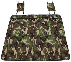 "Aries Automotive Seat Defender Bench Seat Protector - 66"" Wide x 55-1/2"" Tall - Camo"