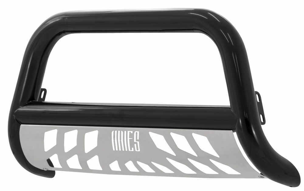 Grille Guards AAB35-4014-3 - Silver - Aries Automotive
