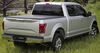 Lomax Hard Tonneau Cover- Folding - Aluminum - Matte Black