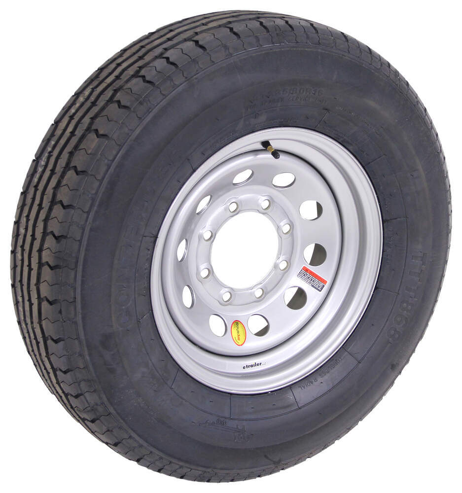 AC16R8SM - 16 Inch Taskmaster Tire with Wheel