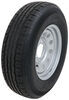 taskmaster tires and wheels tire with wheel 6 on 5-1/2 inch contender st225/75r15 radial trailer w/ 15 silver mod - load range d