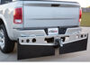 "Access Rockstar XL Custom Mud Flaps for Modified Suspensions - 37-7/8"" Wide - Diamond Plate Rear Pair A10100621"