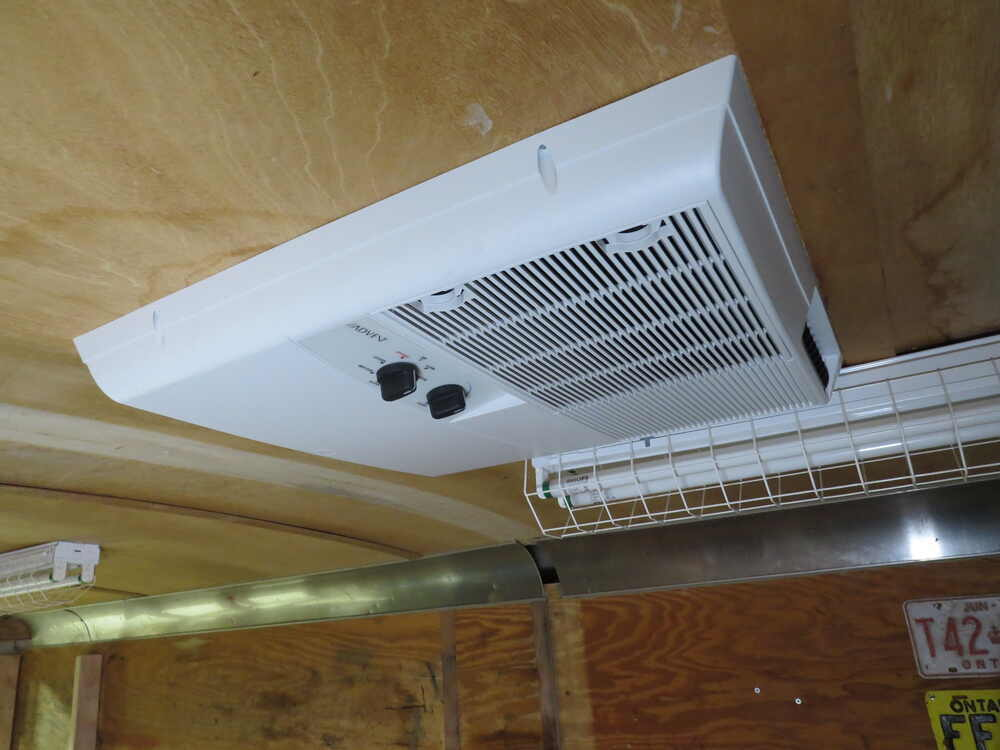 Air Distribution Box W Built In Thermostat For Advent Air