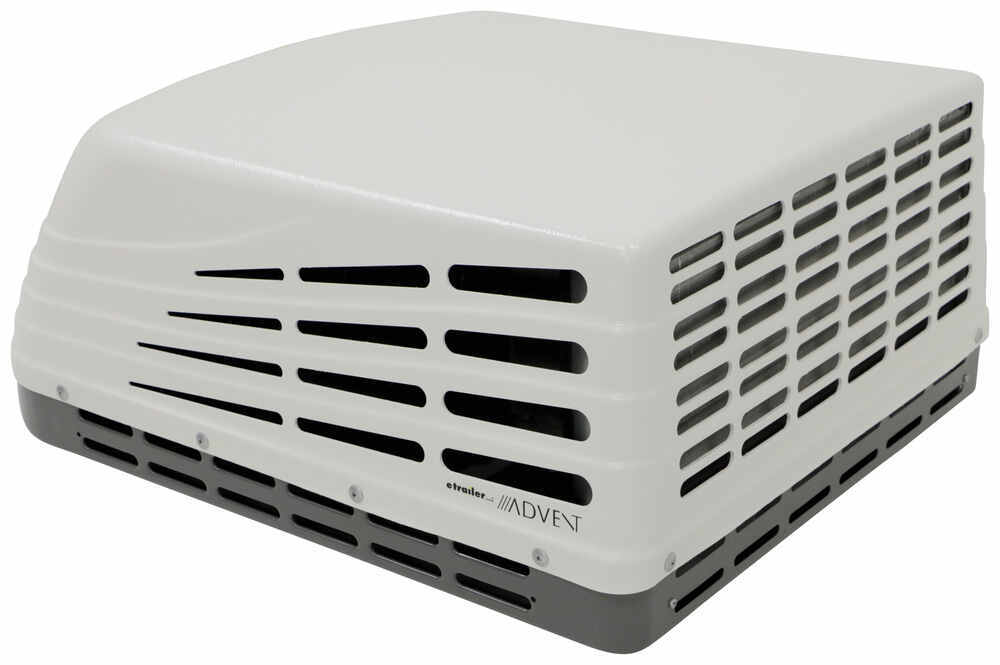 Roof Air Handlers : Advent air rooftop rv conditioner btu white
