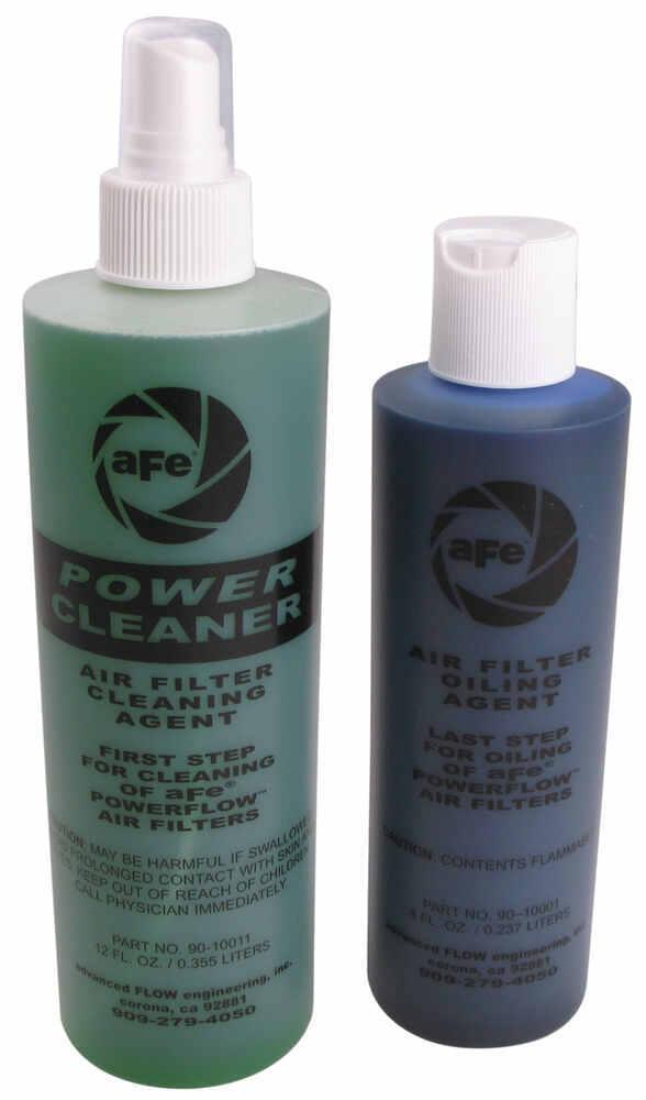 Restoration Kit For Afe Pro 5r Air Filter 12 Oz Cleaner And 8 Oz